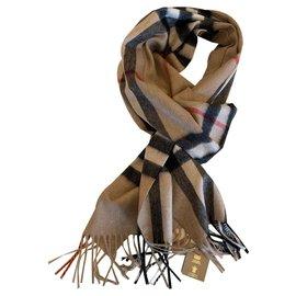 Burberry-Burberry scarf-Caramel