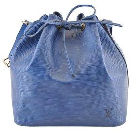 Louis Vuitton-LOUIS VUITTON NOE PM-Blue