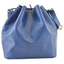Louis Vuitton-LOUIS VUITTON NOE PM-Bleu