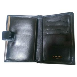 Carven-Wallets-Black
