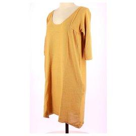Maje-robe-Yellow