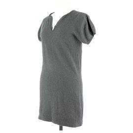 Comptoir Des Cotonniers-Robe-Gris