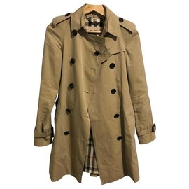 Burberry-TRENCH MODEL-Other