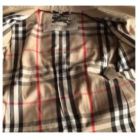 Burberry-MODELE TRENCH-Autre