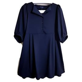 Soeur-Robes-Bleu Marine