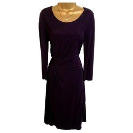Fenn Wright Mason-Robes-Violet
