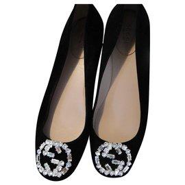 Gucci-Ballet flats-Black