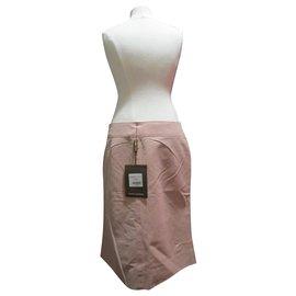 Louis Vuitton-jupe Louis Vuitton taille 40 neuve etiquette-Beige