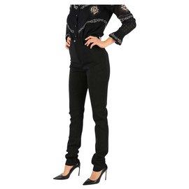 Balenciaga-Pantalon Balenciaga nouveau-Noir