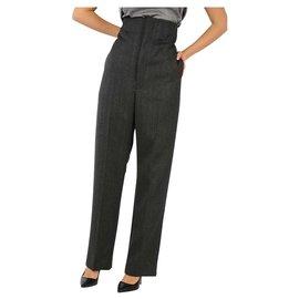 Balenciaga-Balenciaga trousers-Dark grey