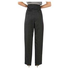 Balenciaga-Pantalon Balenciaga-Gris anthracite
