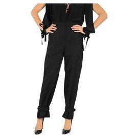 Fendi-Fendi trousers-Black