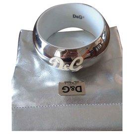Dolce & Gabbana-Bracelets-Silvery