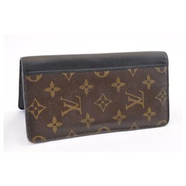 Louis Vuitton-Louis Vuitton Portefeuille Macassar-Brown