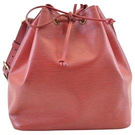 Louis Vuitton-Louis Vuitton Petit Noé-Red