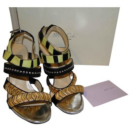 Jimmy Choo-Sandals-Multiple colors