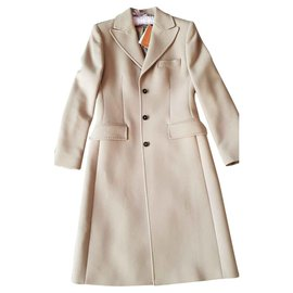 Dolce & Gabbana-Manteaux, Vêtements d'extérieur-Beige