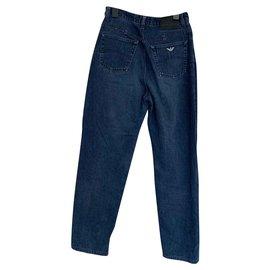 Giorgio Armani-jeans-Bleu