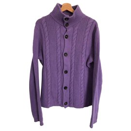 Etro-Etro Purple Jumper-Purple