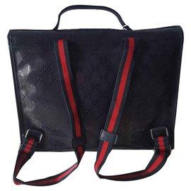 Gucci-Taschen-Marineblau