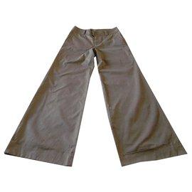 Comme Des Garcons-Comme des Garcons Trouser-Khaki