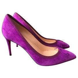 Christian Louboutin-Solasofia 85-Purple