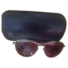 Chanel-Chanel glasses-Golden