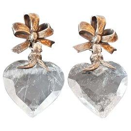 85c877f8e50 Yves Saint Laurent-Yves saint-Laurent vintage earrings-Other ...