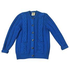 Hermès-Tricots-Bleu