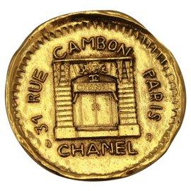 Chanel-31 rue Cambon-Golden