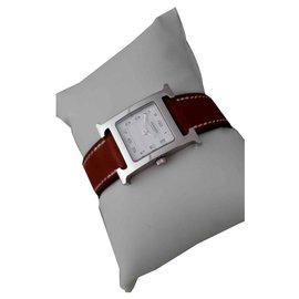 Hermès-Belles montres-Blanc