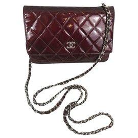 Chanel-WOC-Dark red,Purple