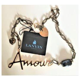 Lanvin-AMOUR COLLECTION ZANDRA-Doré