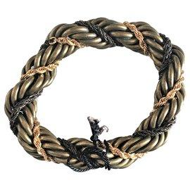 Lanvin-Bracelet-Doré