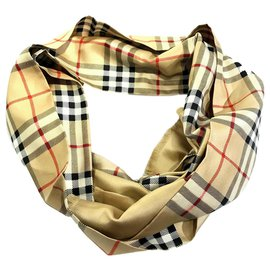 Burberry-Burberry Multi House Check Scarf-Multiple colors
