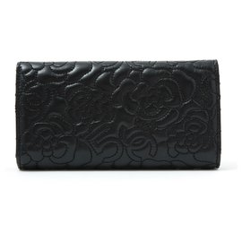 Chanel-CAMELIA BLACK NEW-Noir