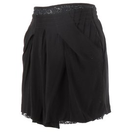 The Kooples-Skirt suit-Black
