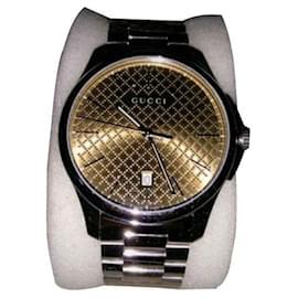 Gucci-GUCCI G-TIMELESS YA126317-Caramel