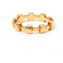 Chanel-GOLD HAMMERED FR51-Doré