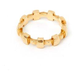 Chanel-GOLD HAMMERED FR51-Golden