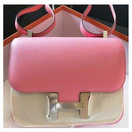 Hermès-Constance 24-Pink