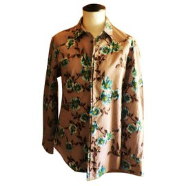 Kenzo-chemise KENZO taille 43 très bon état-Multicolore