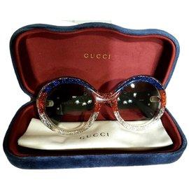 Gucci-Lunettes de soleil Gucci-Autre