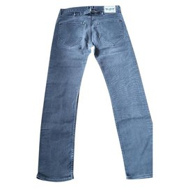 Levi's-Levis 504- Regular Straight-Gris