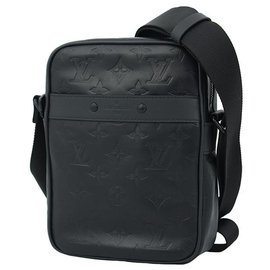 Louis Vuitton-Louis Vuitton Danube Shadow-Black