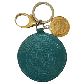 Louis Vuitton-Bag charms-Turquoise