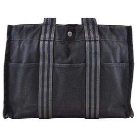 Hermès-Hermès Fourre Tout-Black