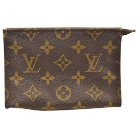 Louis Vuitton-Louis Vuitton pochette-Brown