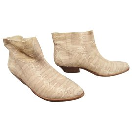 Surface To Air-boots Surface to Air model Kim Boots V2-Beige