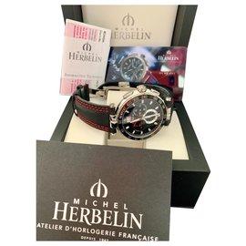 Michel Herbelin-watch-Black